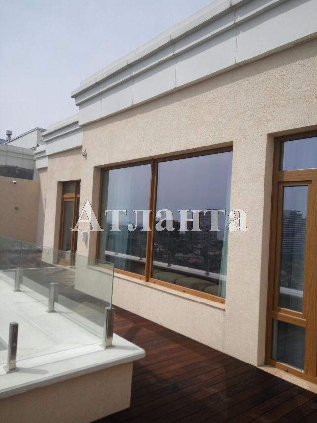 Продается 4-комнатная квартира в новострое на ул. Аркадиевский Пер. — 380 000 у.е.