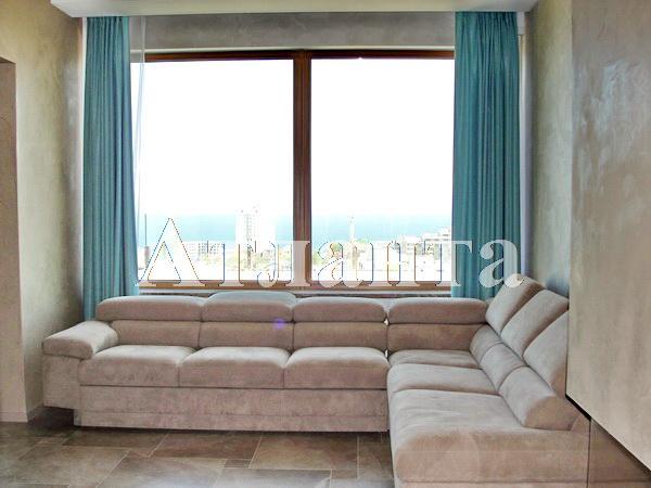 Продается 4-комнатная квартира в новострое на ул. Аркадиевский Пер. — 380 000 у.е. (фото №2)