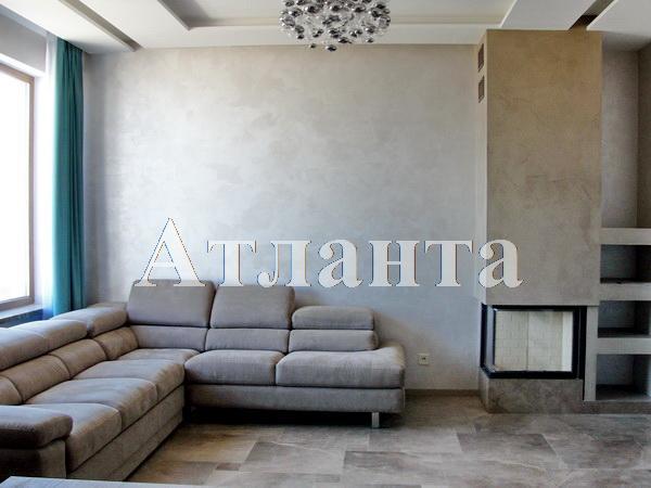 Продается 4-комнатная квартира в новострое на ул. Аркадиевский Пер. — 380 000 у.е. (фото №3)
