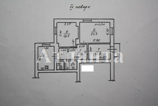 Продается 3-комнатная квартира на ул. Французский Бул. — 155 000 у.е. (фото №11)