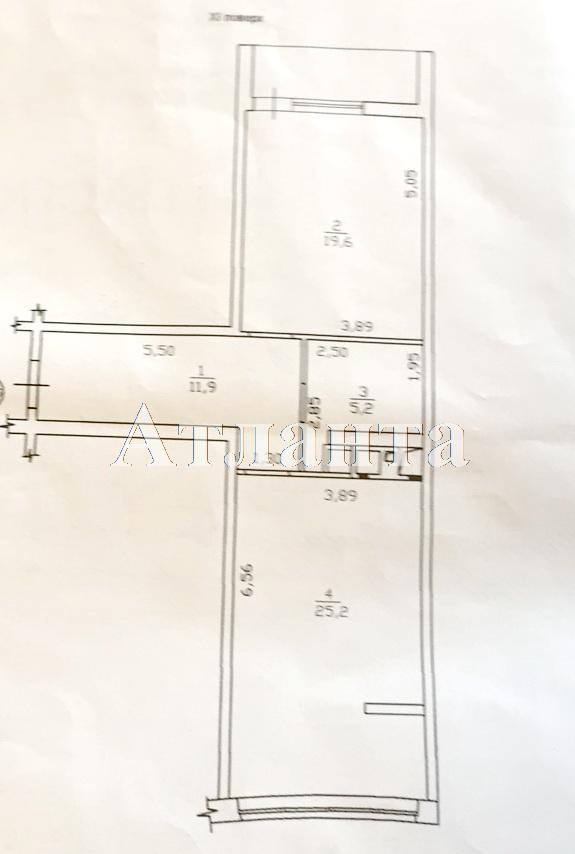 Продается 2-комнатная квартира в новострое на ул. Литературная — 112 000 у.е. (фото №8)