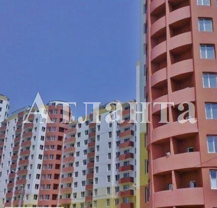 Продается 2-комнатная квартира в новострое на ул. Педагогическая — 72 000 у.е.