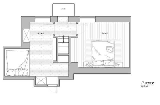Продается Многоуровневая квартира на ул. Черновола — 75 000 у.е. (фото №7)