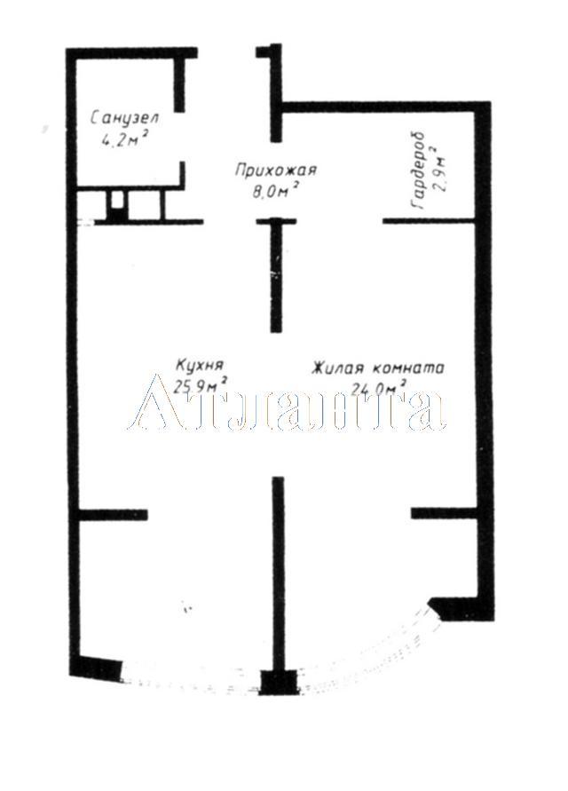 Продается 1-комнатная квартира на ул. Литературная — 75 000 у.е. (фото №5)