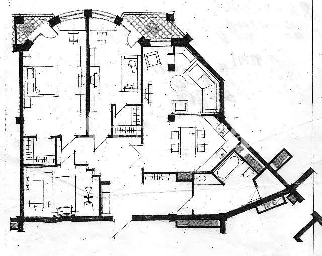 Продается 3-комнатная квартира на ул. Тенистая — 130 000 у.е. (фото №2)