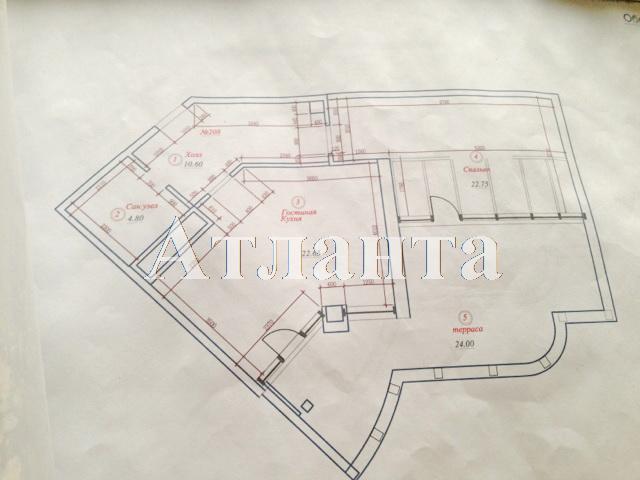 Продается 1-комнатная квартира в новострое на ул. Гагаринское Плато — 82 950 у.е. (фото №6)
