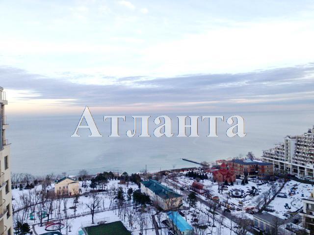 Продается 3-комнатная квартира в новострое на ул. Гагаринское Плато — 205 820 у.е. (фото №3)