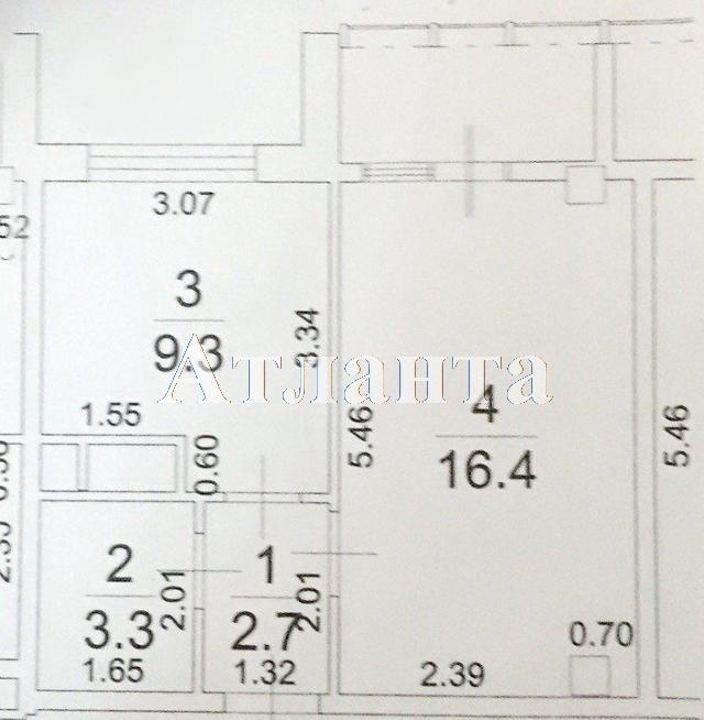 Продается 1-комнатная квартира в новострое на ул. Асташкина — 80 000 у.е. (фото №6)