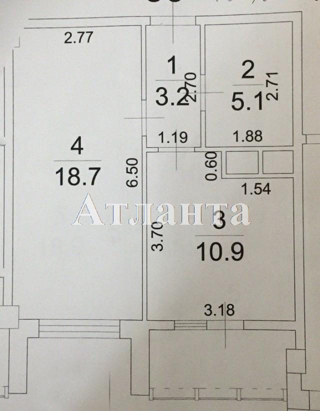 Продается 1-комнатная квартира в новострое на ул. Асташкина — 70 000 у.е. (фото №6)