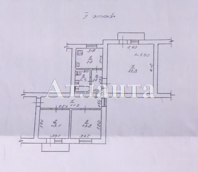 Продается 3-комнатная квартира на ул. Ришельевская — 120 000 у.е. (фото №10)