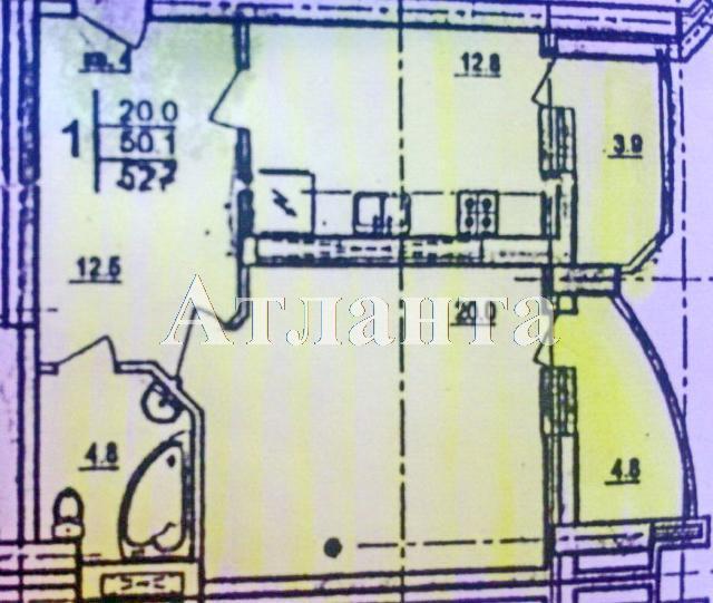 Продается 1-комнатная квартира в новострое на ул. Маршала Говорова — 50 000 у.е. (фото №2)