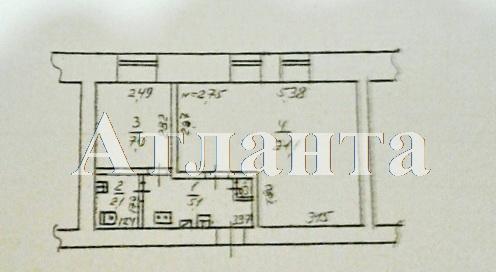 Продается 1-комнатная квартира на ул. Мясоедовская — 32 500 у.е. (фото №6)