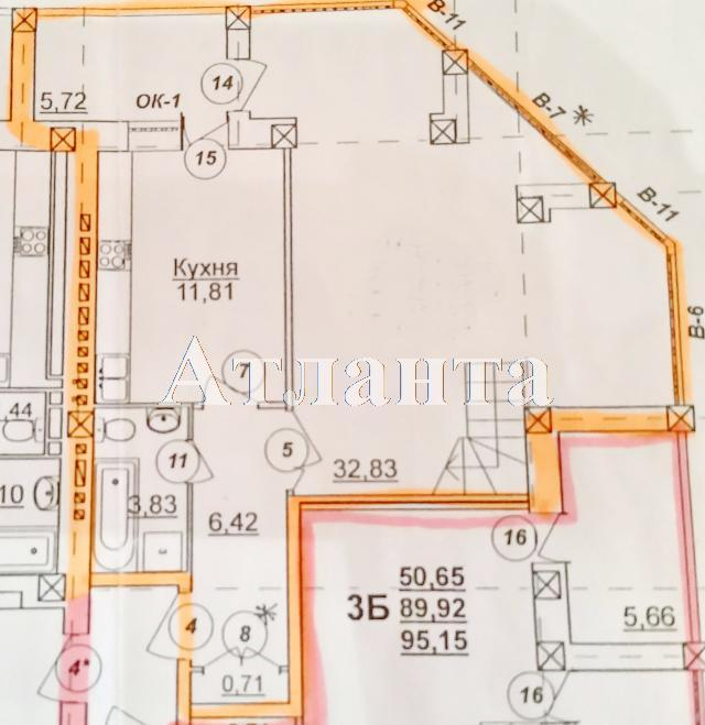 Продается Многоуровневая квартира в новострое на ул. Маршала Говорова — 136 500 у.е.