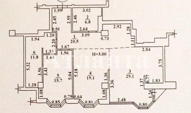 Продается 2-комнатная квартира в новострое на ул. Фонтанская Дор. — 140 000 у.е. (фото №11)