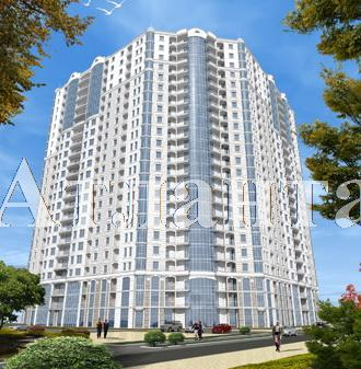 Продается 1-комнатная квартира в новострое на ул. Гагаринское Плато — 58 000 у.е.