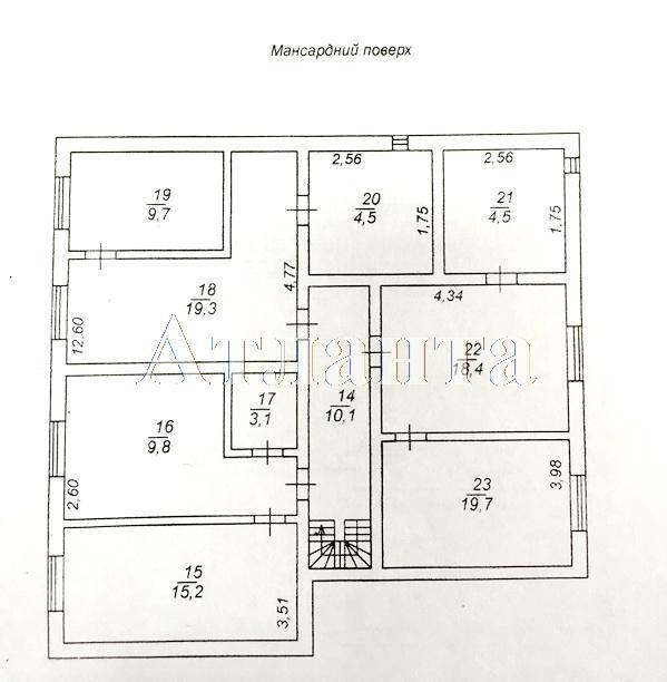 Продается 4-комнатная квартира на ул. Еврейская — 160 000 у.е. (фото №8)