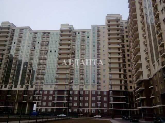 Продается 1-комнатная квартира на ул. Жемчужная — 37 000 у.е.