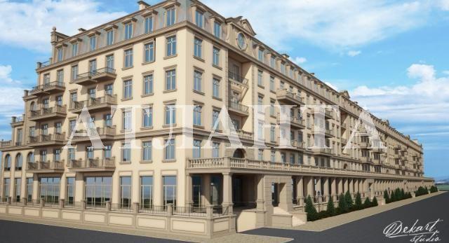 Продается 1-комнатная квартира в новострое на ул. Греческая — 35 000 у.е.