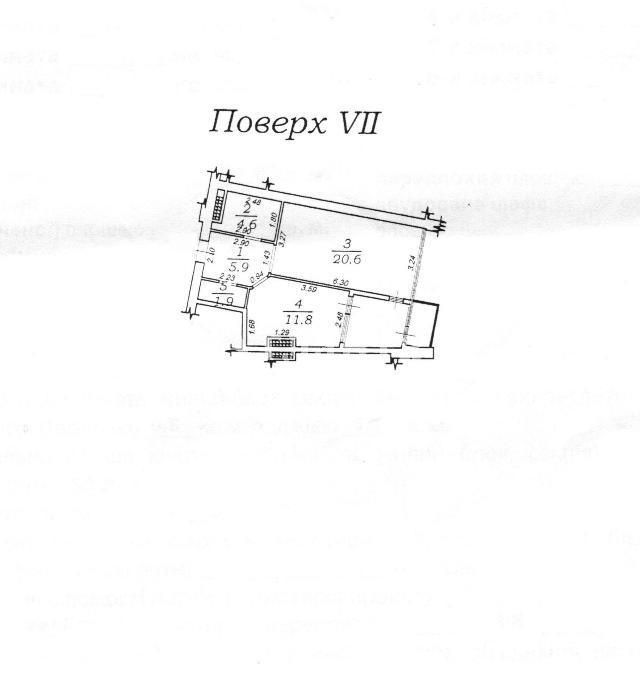 Продается 1-комнатная квартира на ул. Героев Сталинграда — 35 000 у.е. (фото №6)