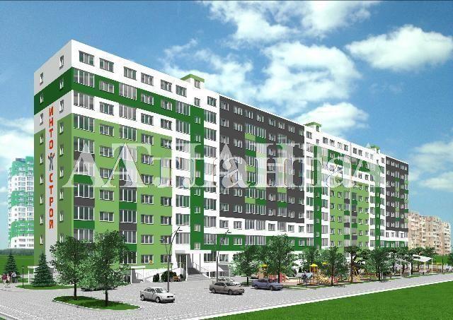 Продается 2-комнатная квартира в новострое на ул. Марсельская — 40 000 у.е.