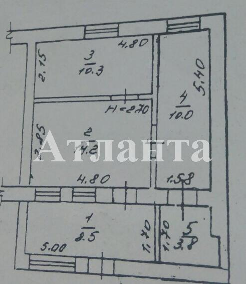 Продается 2-комнатная квартира на ул. Гимназическая — 43 000 у.е. (фото №9)