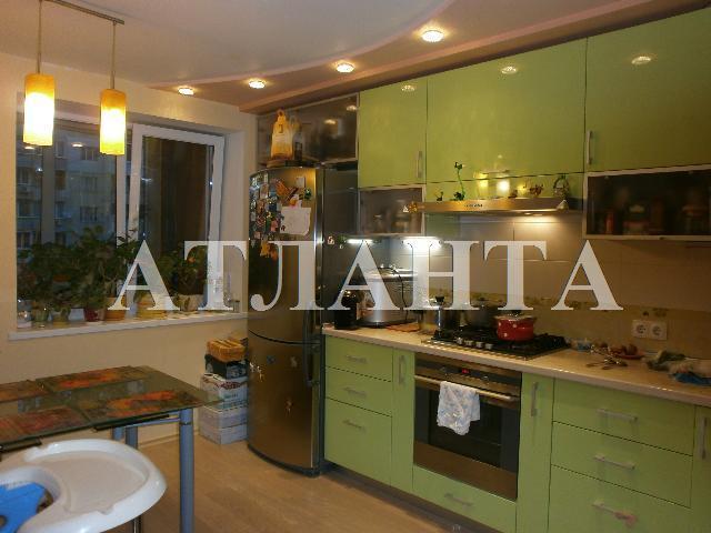 Продается 3-комнатная квартира в новострое на ул. Ядова Сергея — 80 000 у.е. (фото №2)