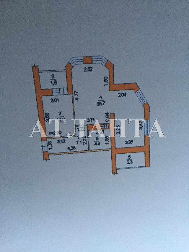 Продается 2-комнатная квартира в новострое на ул. Академика Вильямса — 47 000 у.е.