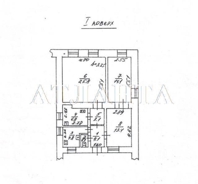 Продается 3-комнатная квартира на ул. Маразлиевская — 75 000 у.е. (фото №11)