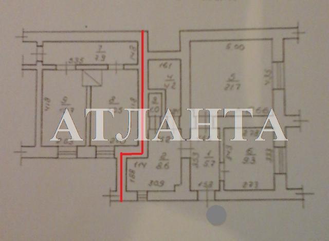 Продается 2-комнатная квартира на ул. Бабеля — 27 000 у.е. (фото №4)