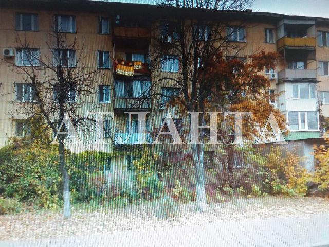 Продается 1-комнатная квартира на ул. Центральный Аэропорт — 25 000 у.е.