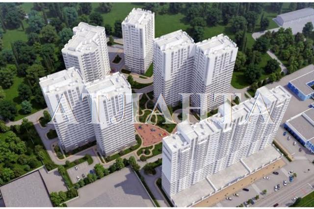 Продается 2-комнатная квартира в новострое на ул. Люстдорфская Дорога — 56 000 у.е. (фото №4)