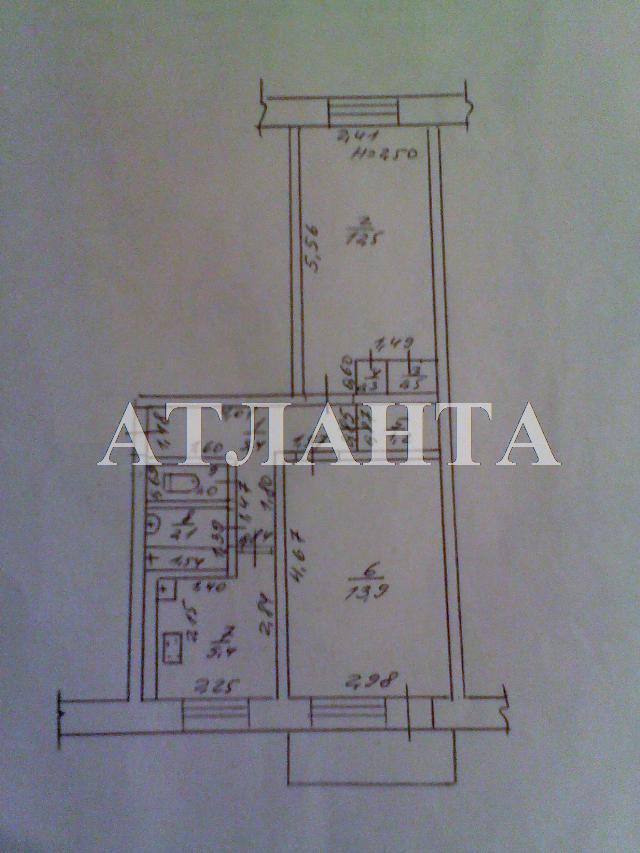 Продается 2-комнатная квартира на ул. Петрова Ген. — 33 000 у.е. (фото №8)