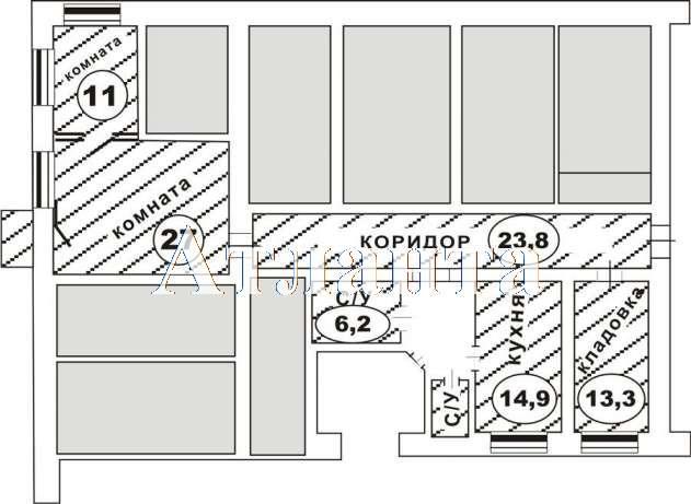 Продается 2-комнатная квартира на ул. Ольгиевская — 28 000 у.е. (фото №10)