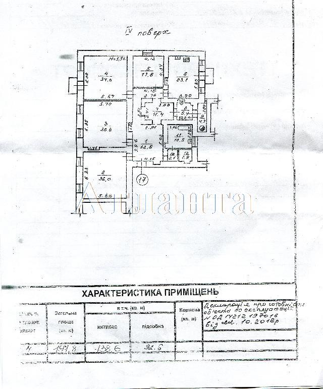 Продается 4-комнатная квартира на ул. Дерибасовская — 305 000 у.е. (фото №15)