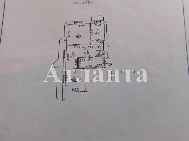 Продается 3-комнатная квартира на ул. Днепропетр. Дор. — 47 000 у.е. (фото №16)