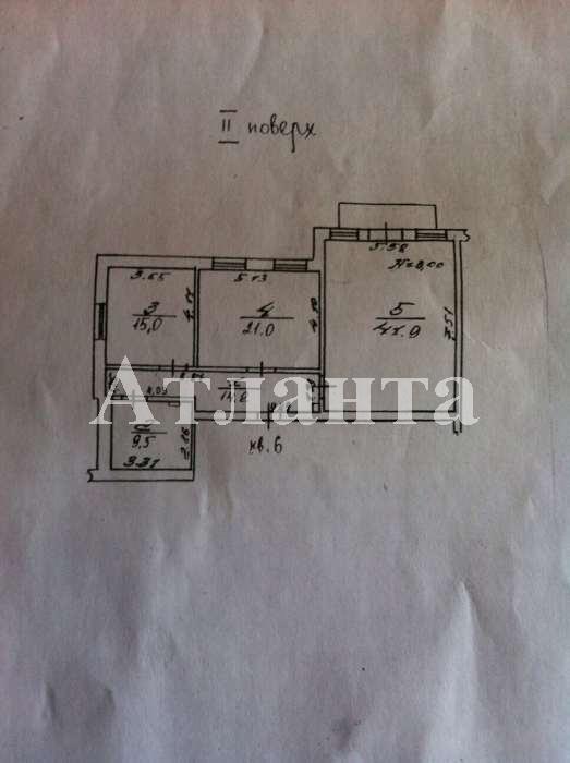 Продается 2-комнатная квартира на ул. Паустовского — 33 000 у.е. (фото №2)