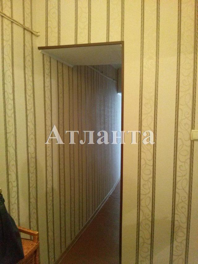 Продается 1-комнатная квартира на ул. Заболотного Ак. — 9 500 у.е. (фото №5)