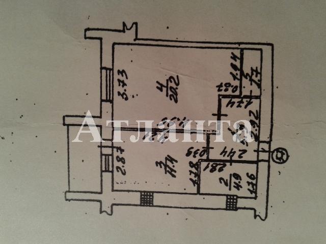 Продается 1-комнатная квартира на ул. Заболотного Ак. — 49 000 у.е. (фото №11)