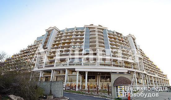 Продается 1-комнатная квартира на ул. Гагаринское Плато — 80 000 у.е.