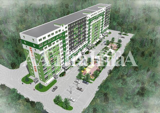 Продается 1-комнатная квартира в новострое на ул. Марсельская — 25 400 у.е.