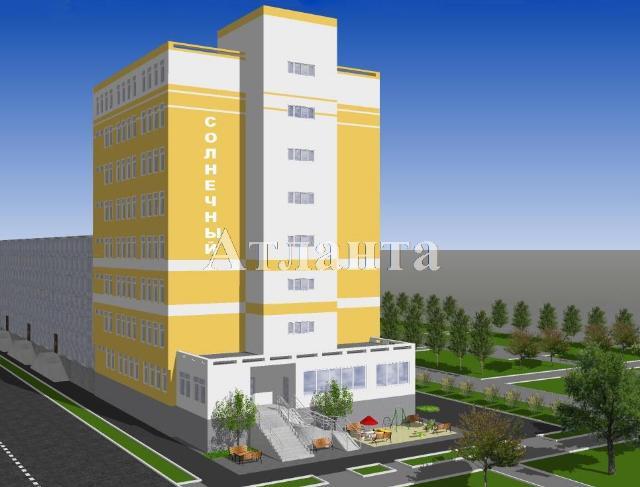 Продается 2-комнатная квартира в новострое на ул. Атамана Головатого — 35 880 у.е.
