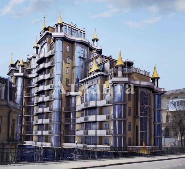 Продается 3-комнатная квартира в новострое на ул. Жуковского — 153 620 у.е. (фото №2)
