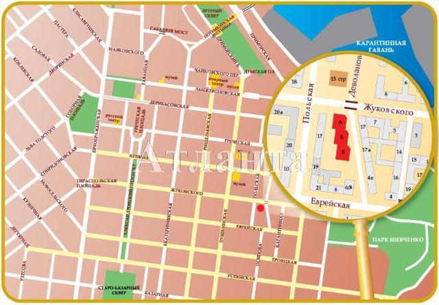 Продается 3-комнатная квартира в новострое на ул. Жуковского — 153 620 у.е. (фото №3)