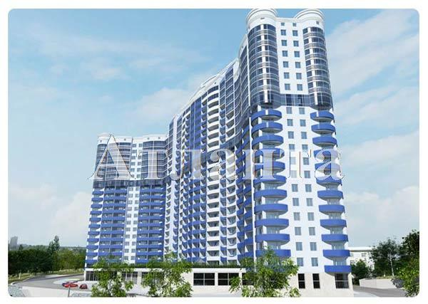 Продается 1-комнатная квартира в новострое на ул. Генуэзская — 111 420 у.е. (фото №3)