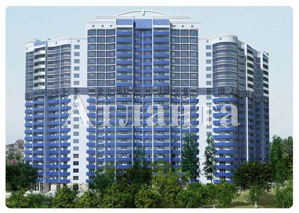 Продается 1-комнатная квартира в новострое на ул. Генуэзская — 111 420 у.е. (фото №4)