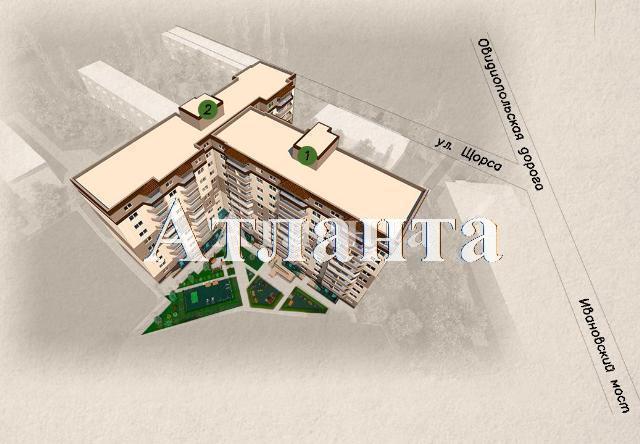 Продается 1-комнатная квартира в новострое на ул. Рихтера Святослава — 19 270 у.е. (фото №5)