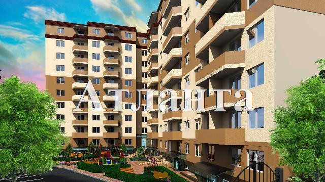 Продается 1-комнатная квартира в новострое на ул. Рихтера Святослава — 20 900 у.е. (фото №2)