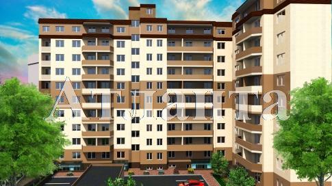 Продается 1-комнатная квартира в новострое на ул. Рихтера Святослава — 23 750 у.е.