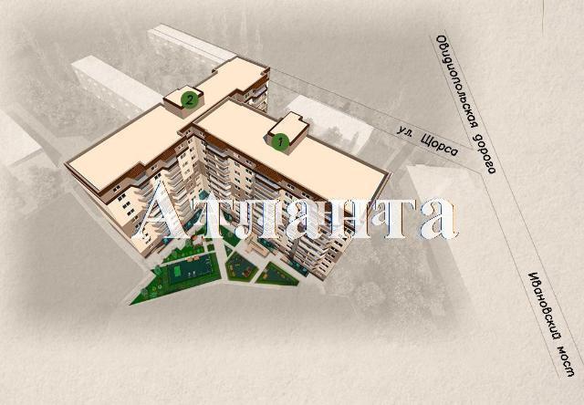 Продается 1-комнатная квартира в новострое на ул. Рихтера Святослава — 18 220 у.е. (фото №4)