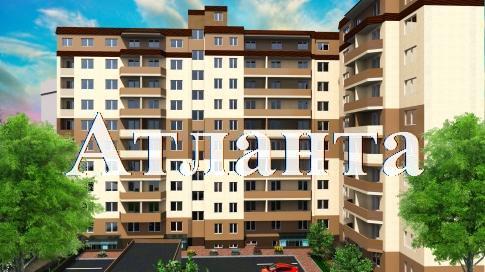 Продается 1-комнатная квартира в новострое на ул. Рихтера Святослава — 20 890 у.е. (фото №4)